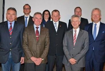 Heinrich Plaas-Beisemann neuer Vize-Präsident des Pferdesportverbandes Westfalen.