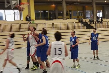 TVU-Basketballer gewinnen Nachbarduell gegen die Devilz