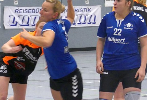 KSV-Damen verlieren Spiel in den letzten zehn Minuten