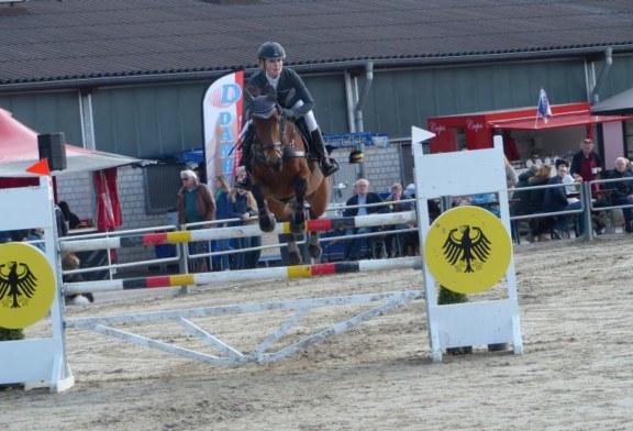 Alicia Seethaler erfolgreichste Reiterin am zweiten Turniertag des ZRFV Kamen