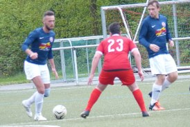 Fußball-Kreisliga A2: SuS Kaiserau II ist kaum noch zu retten