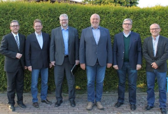 Werner Siepmann neuer Vorsitzender beim Golf Club Unna-Fröndenberg