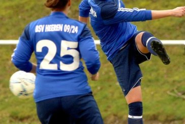 BSV-Frauen mit Pflichtsieg gegen den Tabellenvorletzten