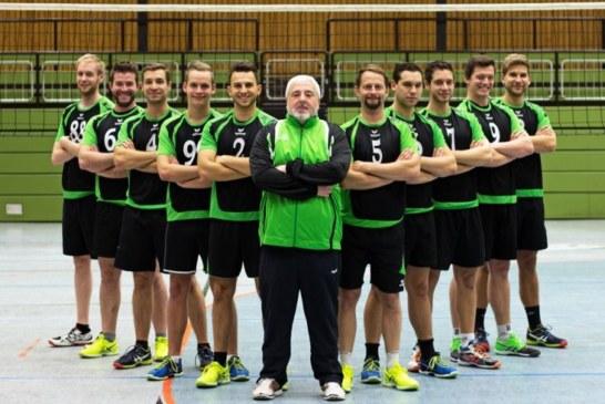 SuS-Volleyballer machen Verbandsliga-Aufstieg perfekt.