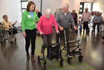Senioren erleben Rollator-Führerschein-Premiere mit dem KSB Unna