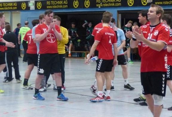 Handball-Bezirksliga: HC TuRa-Reserve rehabilitiert sich