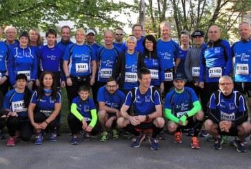 Lauf Team Unna mit großem Aufgebot in Dortmund vertreten