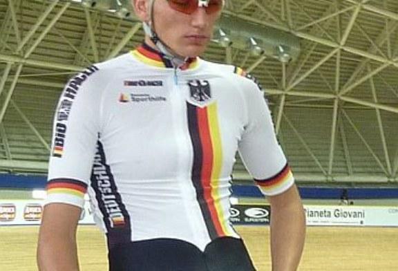 Lucas Liß Vize-Weltmeister