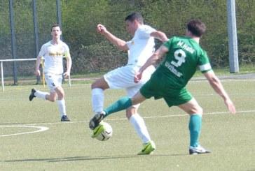 Fußball-Kreisliga A2: Torfabrik des BSV Heeren arbeitet weiter auf Hochtouren