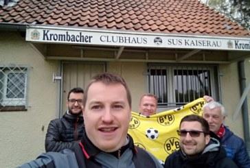 SuS Kaiserau hilft vier Monaco-Fans