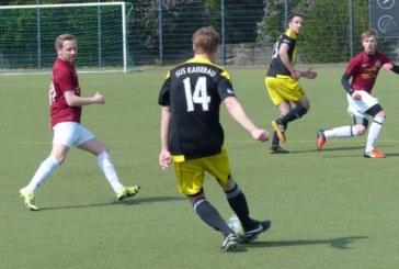 Fußball-Kreisliga A2: Kaiserau II zieht die U23 des SSV weiter mit in den Abstiegssumpf hinein