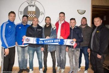 VfL-Fußballer verstärken sich für die neue Saison