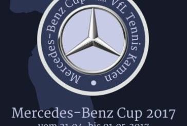 VfL Kamen richtet den Mercedes-Cup 2017 aus