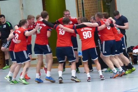 Handball-Bezirksliga: Der zweite Absteiger wird noch gesucht