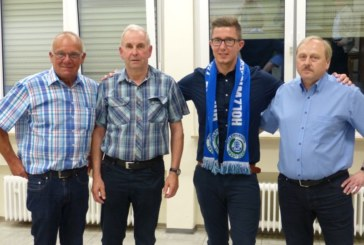 Sebastian Benett neuer Vorsitzender beim Holzwickeder SC