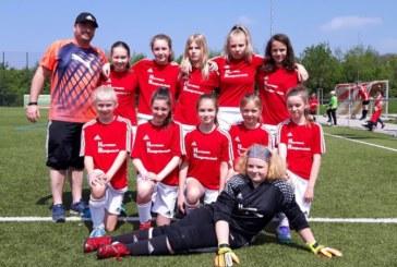 D-Juniorinnen-Kreispokal:  JSG U13-Mädchen wollen zum 6. Mal ins Pokalfinale