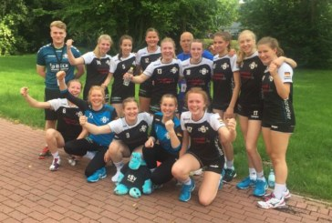 Weibliche A-Jugend des KSV hat Oberliga erreicht