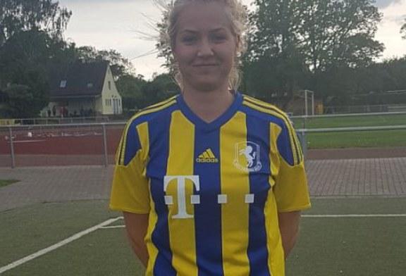 Natalie Mrozek dritter Neuzugang bei den Landesliga-Frauen des BSV Heeren