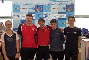 Vier Wasserfreunde starten bei NRW-Meisterschaften