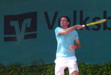 Licht und Schatten bei den heimischen Tennis-Teams in der Westfalen- und Verbandsliga