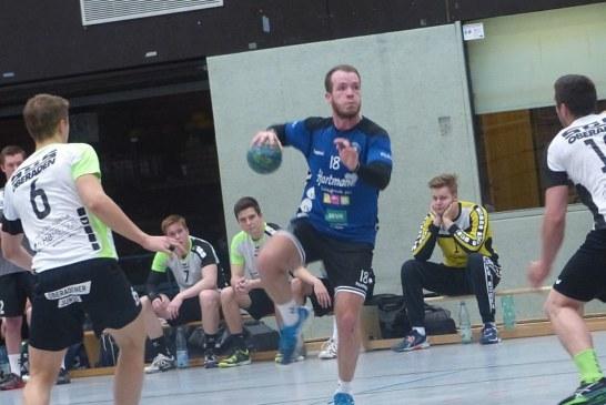 Handball-Bezirksliga: TuS Overberge muss absteigen