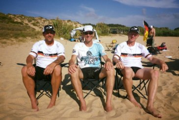 Südkamener Frisbee-Trio kommt zu WM-Ehren in Portugal