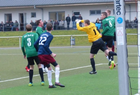 PSV Bork würde ein 1:0 zum Aufstieg reichen