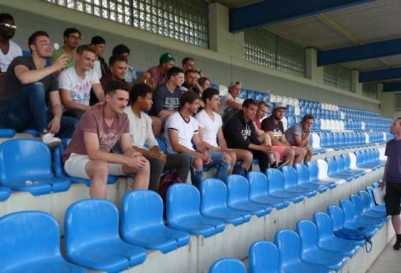 HSC blickt schon in Richtung neue Saison – Kennenlernabend des künftigen Kaders im Montanhydraulik-Stadion – Viele kommen aus der eigenen Jugend