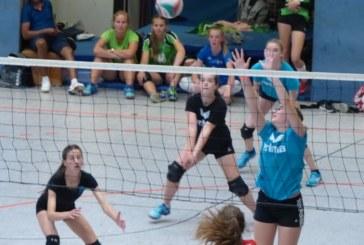 Erfolgreiches 33. Jugend-Volleyball-Turnier des SuS Oberaden