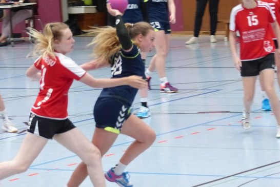 Weibliche A-Jugend des Königsborner SV Turniersieger