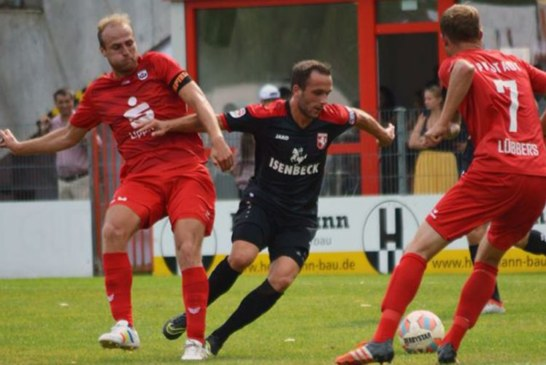Moritz Kickermann kommt zur HSV – Exauce Andzouana Neuzugang bei Westfalia Rhynern