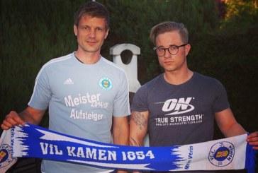 Philipp Markwald verstärkt VfL-Fußballer