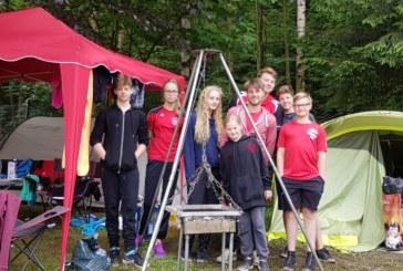 Ann-Kathrin Teeke und Marco Steube vergolden ihre Starts in Arnsberg