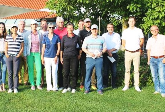 Große Resonanz beim Pfingstturnier des Golf Club Unna-Fröndenberg
