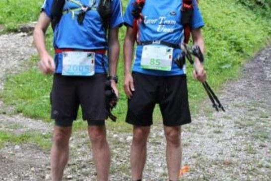 Ingmar Uhrich und Uwe Rüping meistern Zugspitz Trail