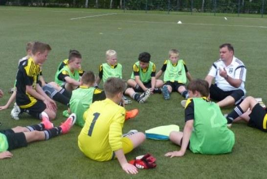 Torreiches Saisonfinale in der Juniorenfußball-Bezirksliga
