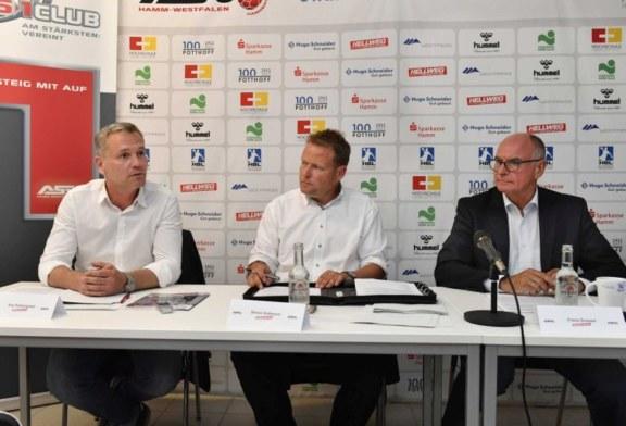 Kay Rothenpieler kehrt als Trainer zum ASV Hamm zurück – Gregor Lorger und Julian Krieg verpflichtet