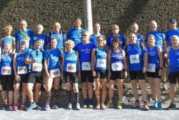 Lauf Team Unna: Durchkommen bei der Hitzeschlacht beim Rein-Ruhr-Marathon und in Salzkotten vorrangig angesagt