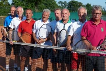 TuRa-Tennis-Herren 60 maschieren ungeschlagen in die Ruhr-Lippe-Liga