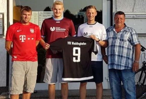 Brüder Marscholek kicken fortan beim VfK Weddinghofen