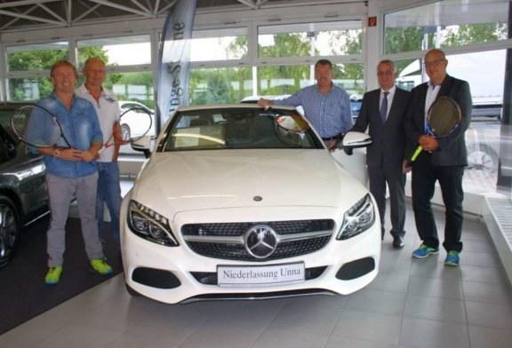 15. Mercedes-Benz Cup beim TC Unna 02 Grün-Weiß mit neuem Format