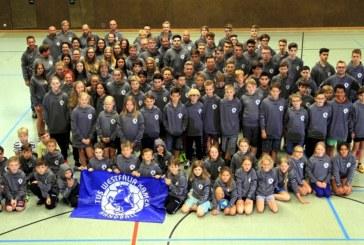 TuS Westfalia Kamen stattet Jugendabteilung mit Hummel Sweatshirts aus