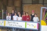 Jugendabteilung der Reitgemeinschaft Bönen-Hacheney kreiert einen Jugendsprung