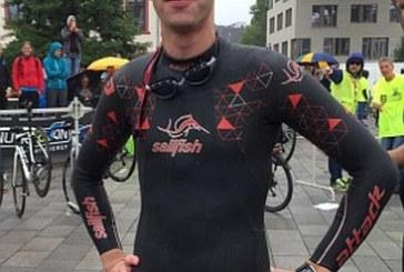 Daniel Kusche beim Triathlon am Phoenixsee erfolgreich