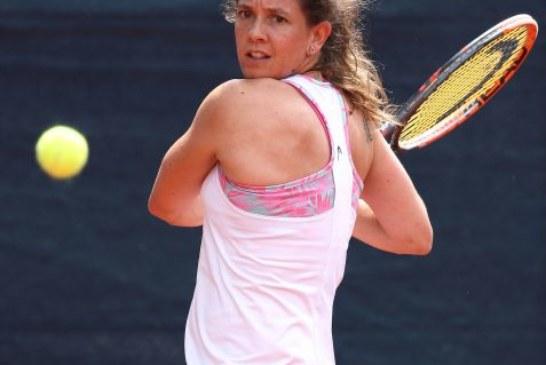 Internationale Westfälische Tennis-Meisterschaften der Damen – ehemalige Weltranglisten-Siebte Patty Schnyder erlebt derzeit zweites Karrierehoch