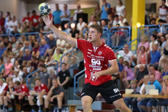 ASV Hamm: Unentschieden im Test gegen HSG Nordhorn-Lingen