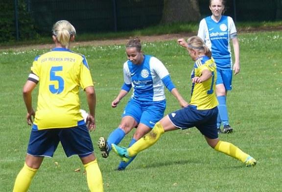 Späte Tore bescheren BSV-Damen das Pokal-Aus