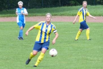 Die 2. Runde im Frauen-Kreispokal wird gespielt