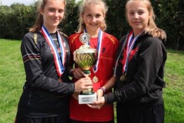 Deutschland mit drei TVS-Spielerinnen Europameister