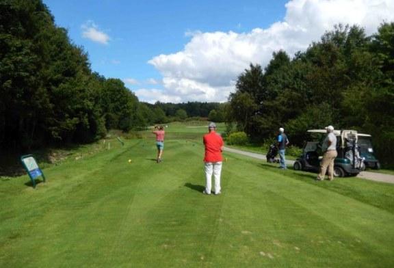 Westfälische Golfsenioren zu Gast beim Golf Club Unna-Fröndenberg
